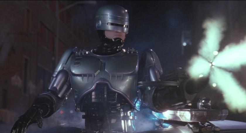 debut robocop