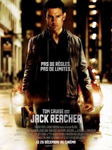 jack reacher affiche