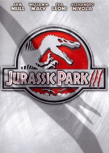jurassic park 3 affiche