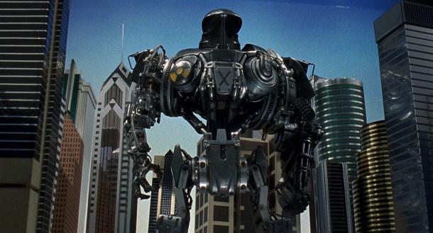 robocop 2 robot