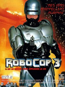 robocop 3 affiche