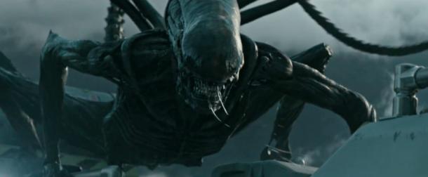 xénomorphe alien covenant