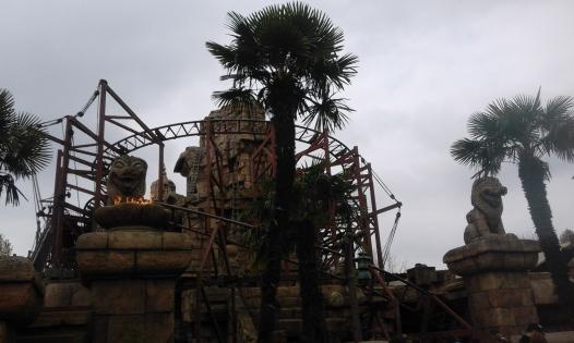 indiana jones et le temple du peril disneyland paris