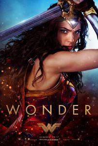 affiche wonderwoman