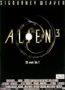 alien 3 affiche
