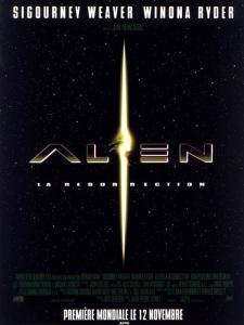 alien resurrection affiche
