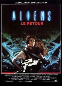 aliens le retour affiche