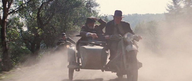 indiana jones moto sidecar