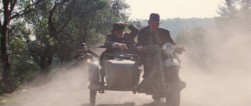 indiana jones moto sidecar