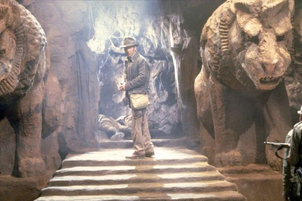 indiana jones temple graal derniere croisade