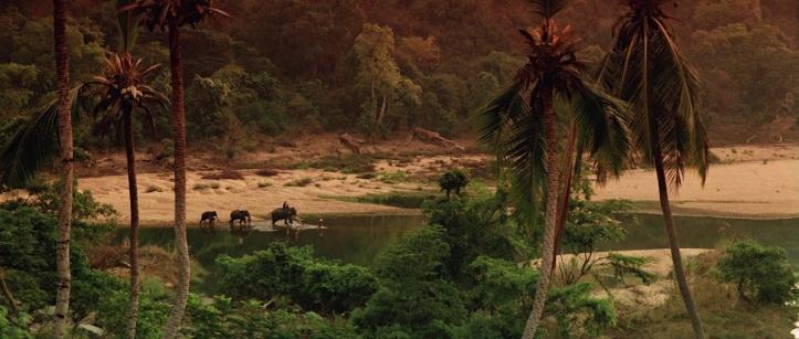 indiana jones temple maudit paysages exotiques