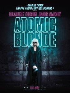 atomic blonde affiche