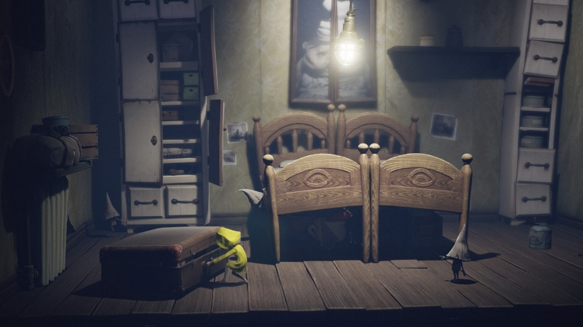 chambre little nightmares