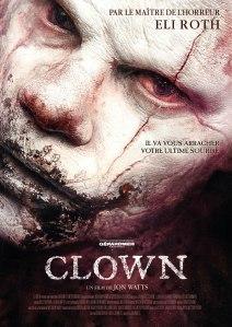 clown 2017 affiche