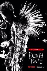 death note netflix affiche
