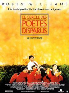 Le Cercle des poetes disparus affiche