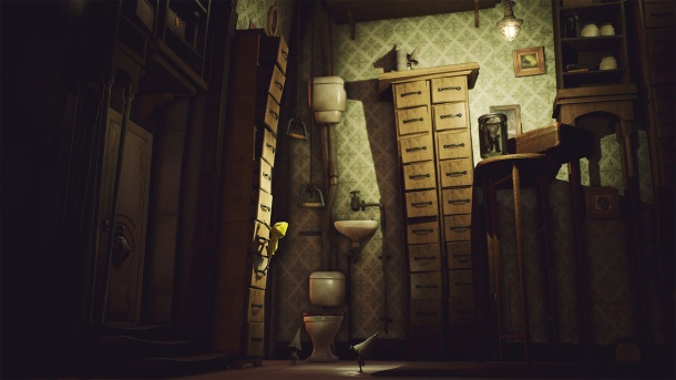 little nightmares tiroirs