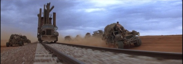 mad max 3 action scene