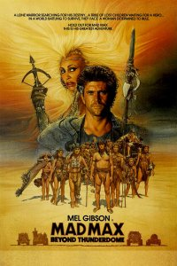 mad max 3 poster