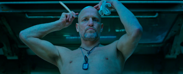 woody harrelson colonel planete des singes suprematie