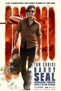 barry seal affiche
