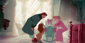jim cheri darling la belle et le clochard disney