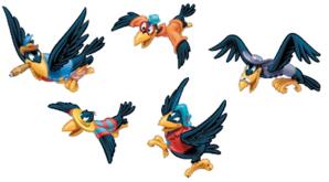 les corbeaux dumbo disney