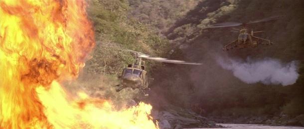 rambo 2 helicoptères