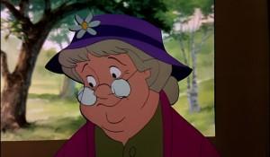 veuve tartine disney