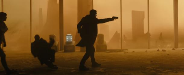 blade runner 2049 K blaster arme pistolet