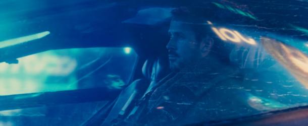 blade-runner-2049-ryan gosling-voiture teinte bleuté