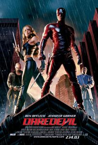 daredevil affiche film