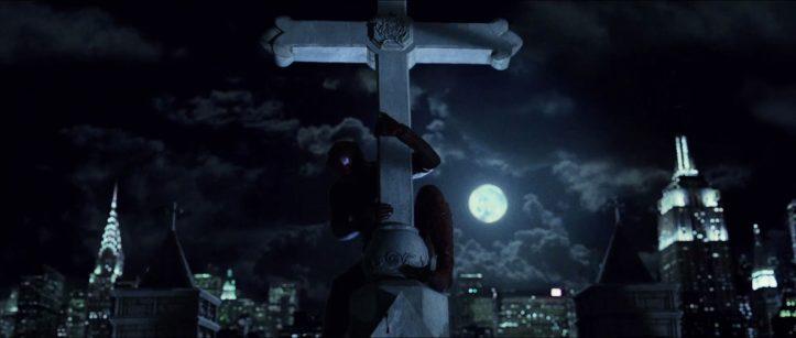 daredevil crucifix debut film 2003