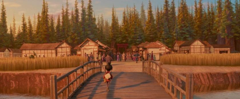kubo arrivee village