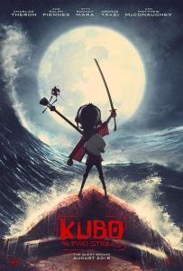 kubo et l'armure magique affiche