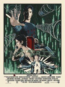 matrix affiche