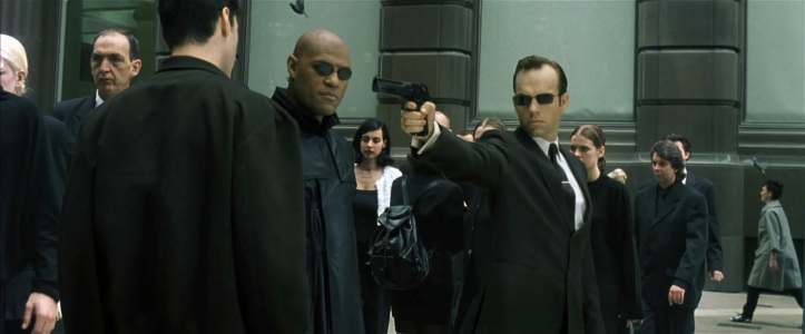 matrix agent smith