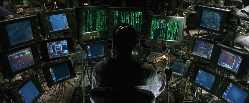matrix ordinateurs programme