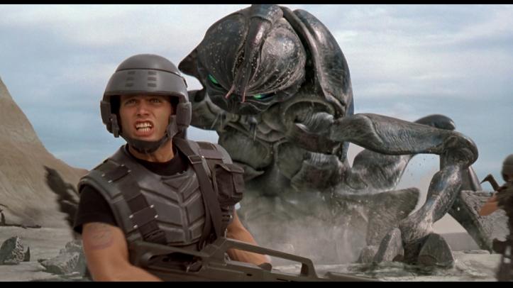 starship troopers rico scarabee