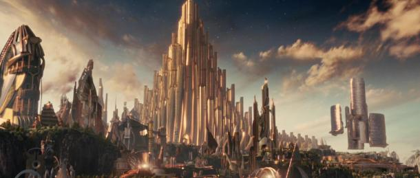 thor 2011 asgard
