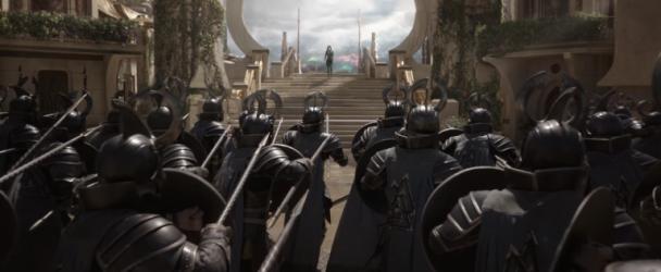 thor-ragnarok hela gardes asgardiens