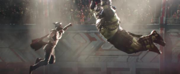 thor-ragnarok thor contre hulk