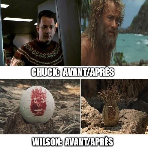 chuck wilson avant apres