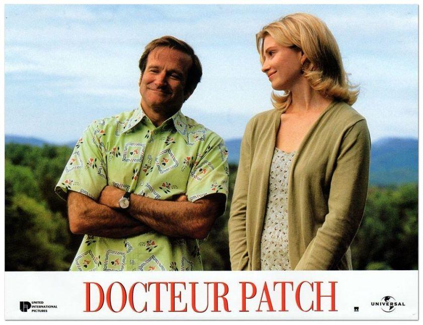 docteur-patch et carine fisher