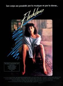flashdance affiche
