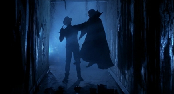 freddy 3 les griffes du cauchemar couloir sombre