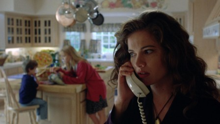 freddy sort de la nuit heather langenkamp au telephone