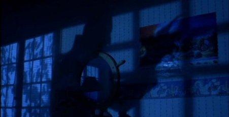freddy sort de la nuit ombre chambre enfant