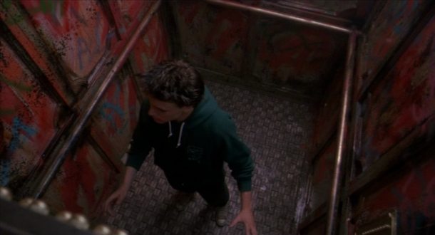 le cauchemar de freddy chapitre 4 ascenseur