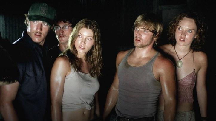 massacre à la tronconneuse 2003 groupe jeunes